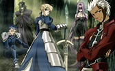 [Anime Mini Review]: Fate/Stay Night (+Unlimited Blade ...