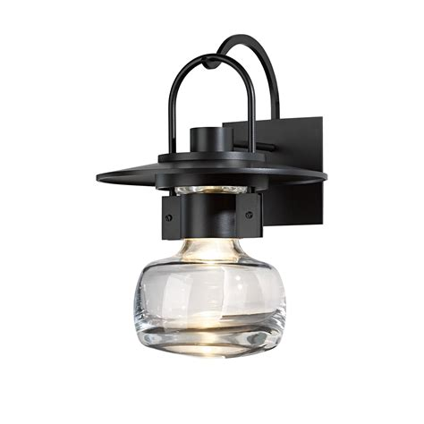 outdoor wall sconces lighting outdoor sconce hubbardton forge