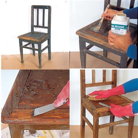 renover chaise bois comment rénover de vieilles chaises bricobistro