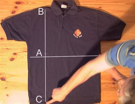 how to fold at shirt how to fold a t shirt in 2 seconds home planetfem com home living design and