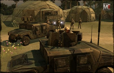 humvee image company of heroes modern combat for company of heroes opposing fronts mod db