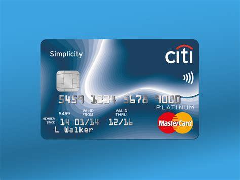 Citi Simplicity Credit Card 2018 Review