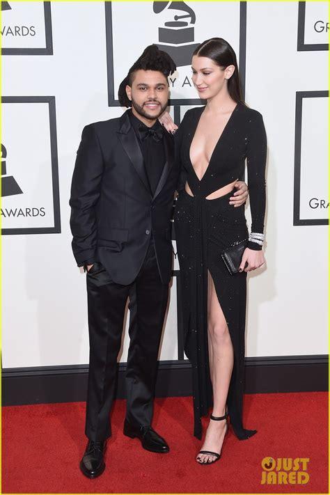 Последние твиты от makayla/ the weeknds gf (@teeheekayla_). The Weeknd & Girlfriend Bella Hadid Hit Grammys 2016 Red ...