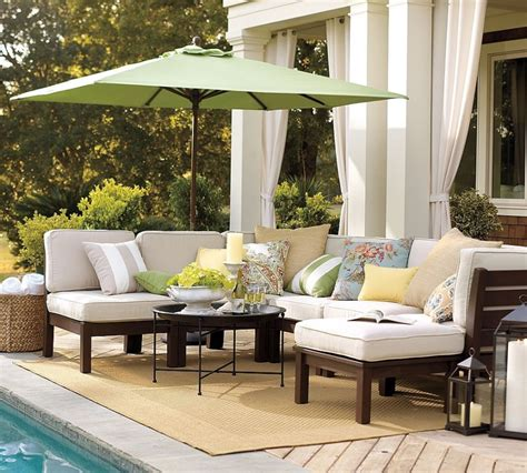 Outdoor Patio Seating by Outdoor Seating Ideas