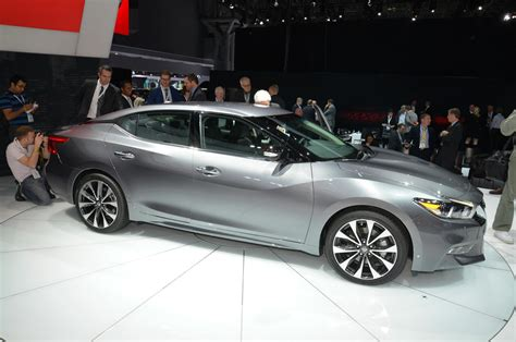 Refreshing Or Revolting 2016 Nissan Maxima