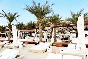 Eden Beach Club, Dubai - Where Mermaids go for some well
