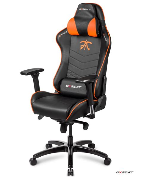 gaming chair fnatic table de lit a roulettes