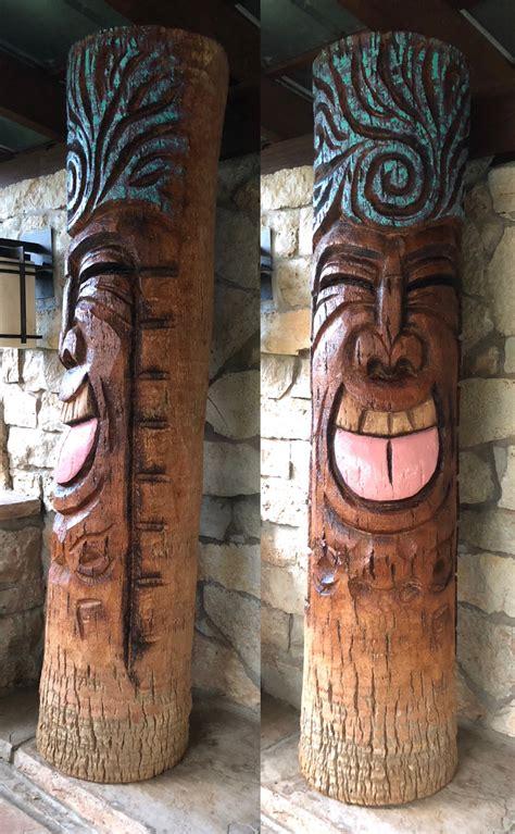 limited edition mister tikis sago palm tree tiki
