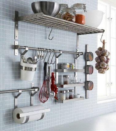 ikea accessoires cuisine inox cuisine en image