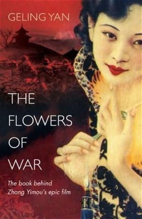 flowers  war  geling yan