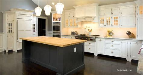 Amish Made Kitchen Cabinets Pa, Free Standing Kitchen