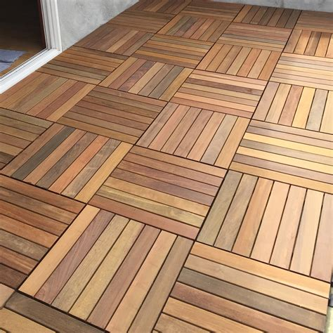 Ipe Deck Tiles This House by Specials Jackel Enterprises Inc Wood That Is Meant To