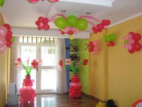 Decoracion De Baby Shower En Casa - decoracion con globos strawberry shortcake balloon