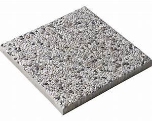Beton Pigmente Hornbach : dalle de b ton lav grise 40x40x3 8 cm acheter sur ~ Michelbontemps.com Haus und Dekorationen