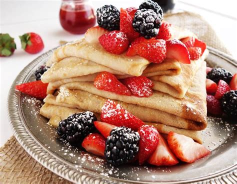 cuisine crepe crepes or pancakes curious nut