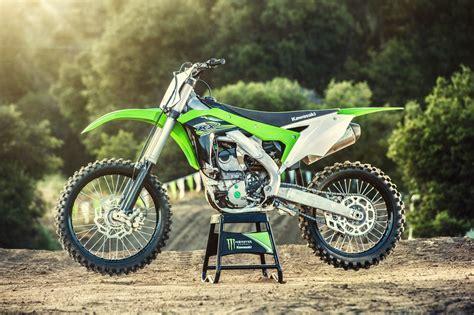 Kawasaki Kx250 & Kx100 Launched