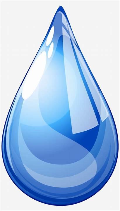 Drop Water Clipart Drops Droplet Transparent Pngkey