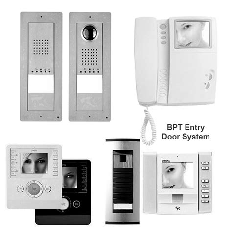 door entry systems bpt door entry systems rentrifone