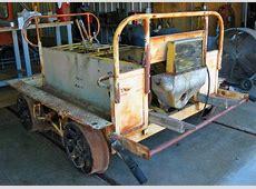 FAIRMONT MOTOR CAR SP10 Oklahoma Railway Museum