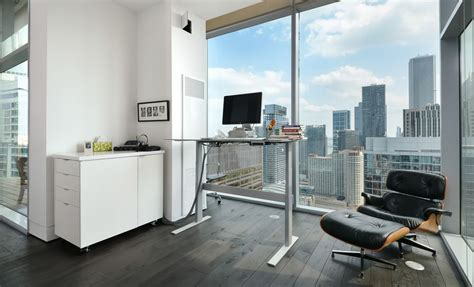 Office Desk Trends by Standing While Working The New And Improved Office Trend