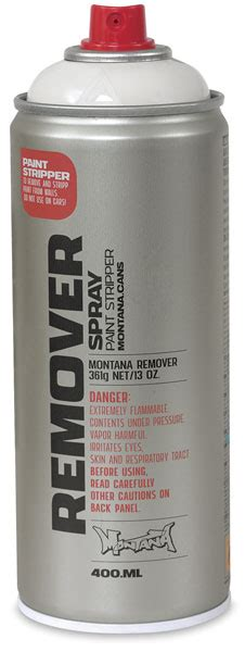 montana paint remover spray blick art materials