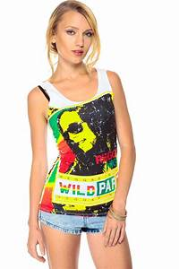 Reggae Outfit For Girls