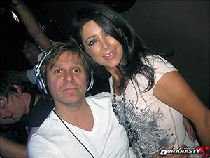 duranasty.com | Roger Taylor deejays in Ancona | Italy ...