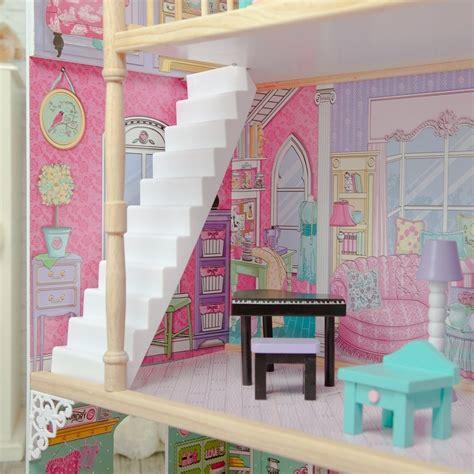 amazoncom kidkraft annabelle dollhouse  furniture