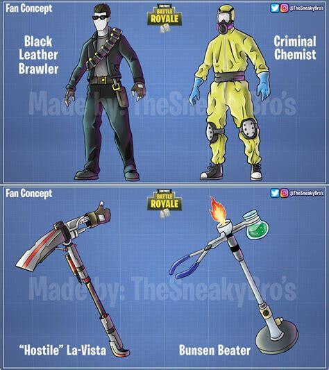 siege leader price fortnite battle royale fans create concept for