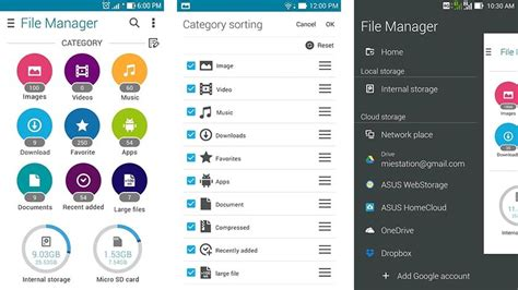app manager for android 10 best android file explorer apps file manager apps and