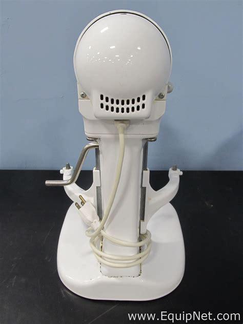 Kitchenaid Mixer Ksm5 by 572964 Kitchenaid Ksm5 Heavy Duty Mixer With Accessories