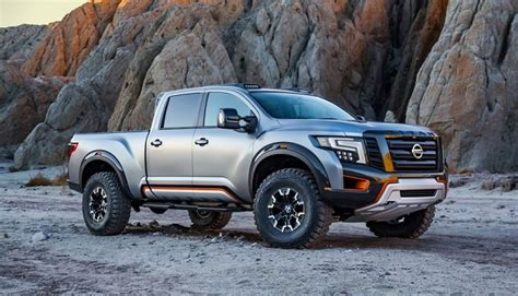 2019 Nissan Titan Nismo by Best Of Luck Nissan Titan Nismo Coming In Us Late Next
