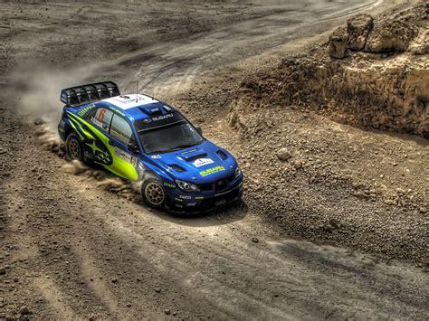 Subaru Impreza WRX STi rally launch - YouTube