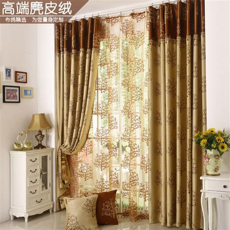 shop popular bedroom curtains for sale from china aliexpress