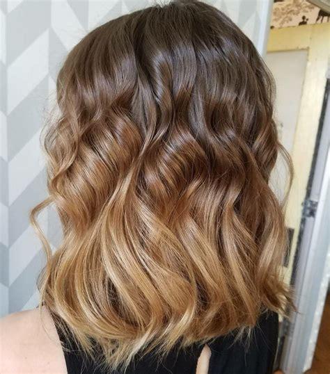 ombre hair selber machen bob selber schneiden t