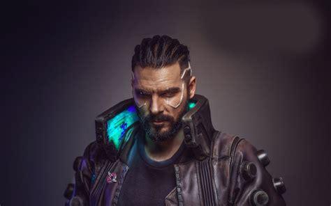 cyberpunk  cosplay male desktop wallpapers