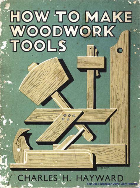 calameo como hacer herramientas  carpinteria