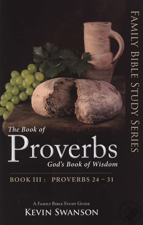 book  proverbs gods book  wisdom volume
