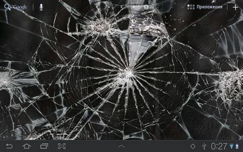broken screen wallpaper wallpapersafari