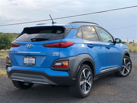 Hyundai Kona 2019 Hd Picture by 2019 Hyundai Kona Drive Review A Small Crossover