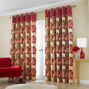 living room charming modern curtains living room With red patterned curtains living room