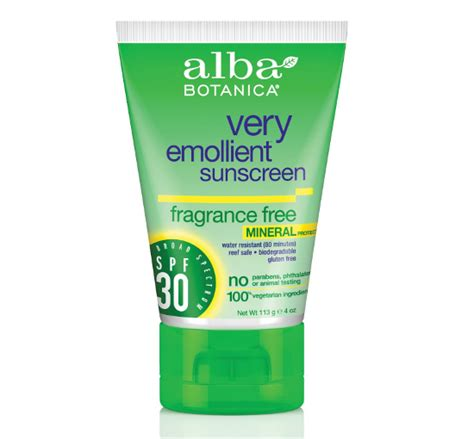 sunscreen products best fragrance free sunscreens