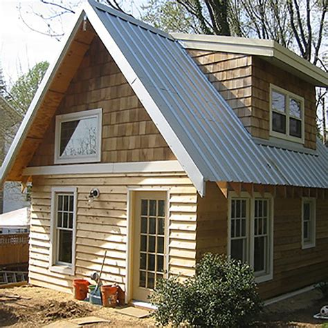 Cute Little 500sqft Strawbale Tiny House  Off Grid World