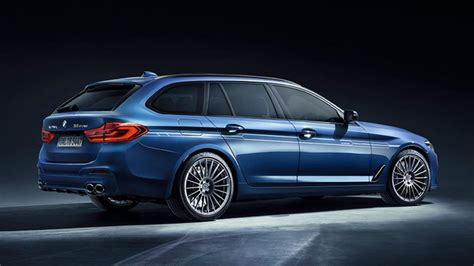 Alpina B5 Ousts The Bmw M5