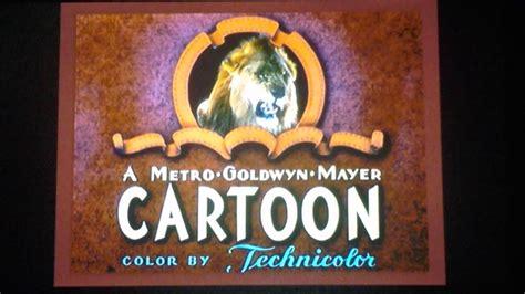 A Metro-goldwyn-mayer Cartoon (1943/1951)