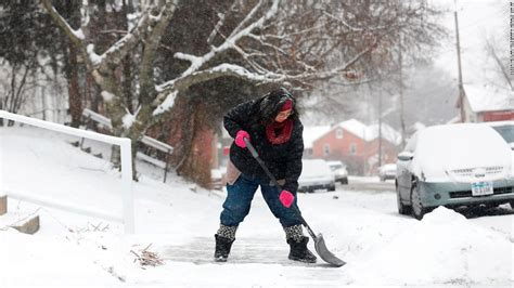 Brutal Cold Torments The Us, And 'the Worst Is Yet To Come