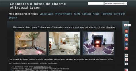 Chambres D'hôtes De Charme Avec Jacuzzi Au Carrefour Des