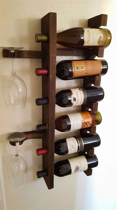 creative wine shelf designs  adorn  kitchen