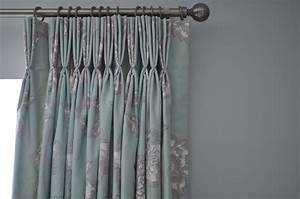 Types of curtain pencil pleat gopellingnet for Types of pleat curtains