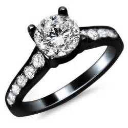 wedding rings designs for weddingringreviews - Womens Black Wedding Rings